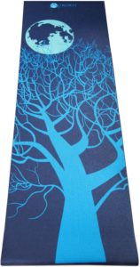 Aurorae Classic Printed Extra Thick and Long Mat