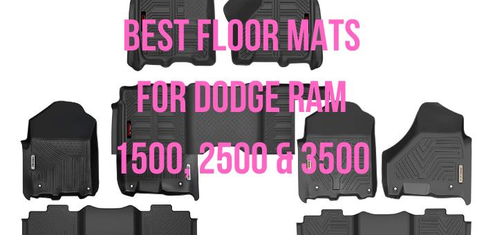 best floor mats for ram 1500