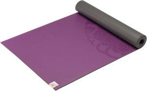 Gaiam Dry-Grip Yoga Mat