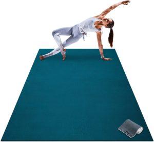 Gorilla Mats Premium Large Yoga Mat