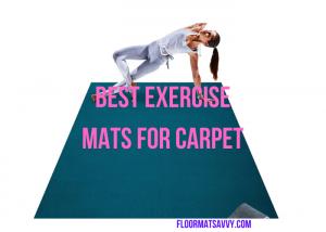 best exercise mat for carpet,good exercise mat for carpet